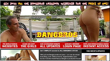 Click here now to check out Bangbros Network